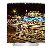 Sugar Babes 2 Lake County Fair Shower Curtain