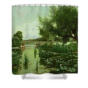 Summer - One Of A Set Of The Four Seasons Shower Curtain