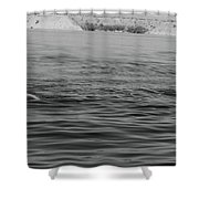 Summer At Lake Mead Shower Curtain
