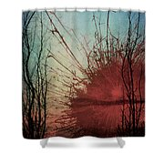Summer Blast Shower Curtain