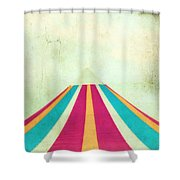 Summer Fun II Shower Curtain