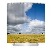 Summer In Saarland Shower Curtain