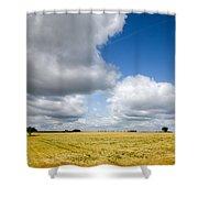 Summer In Saarland Shower Curtain