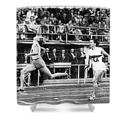 Summer Olympics, 1952 Shower Curtain by Granger