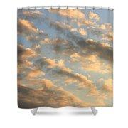 Summer Sky Shower Curtain