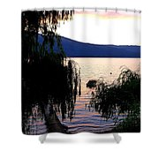 Summer Solitude Shower Curtain