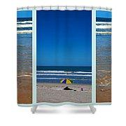 Summertime Fun Shower Curtain