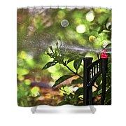 Summertime Refreshment Shower Curtain