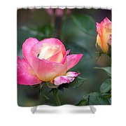 Summertime Sweetness Shower Curtain