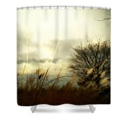Sun Fade Shower Curtain