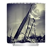 Suncatcher - Instagram Photo Shower Curtain