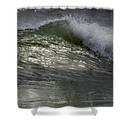 Sunlight And Waves 2 Shower Curtain