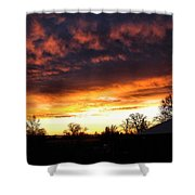 Sunrise 01 05 12 Shower Curtain