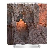 Sunrise Detail Bryce Canyon Shower Curtain