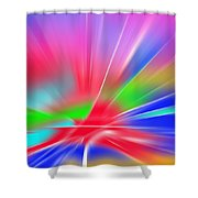 Sunrise II Shower Curtain