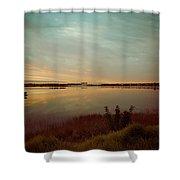 Sunrise In Orlando Shower Curtain