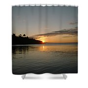 Sunrise On Superior Shower Curtain
