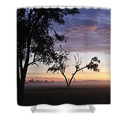 Sunrise On The Masai Mara Shower Curtain