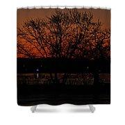 Sunrise Vi Shower Curtain