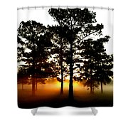 Sunrise3 Shower Curtain