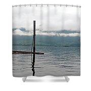 Sunrise5 Shower Curtain