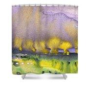 Sunset 38 Shower Curtain