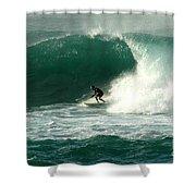 Sunset Beach Hawai'i Shower Curtain