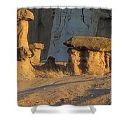 Sunset In Paria Canyon Wilderness Shower Curtain