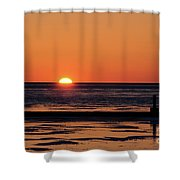 Sunset Park Petoskey Mi Shower Curtain