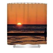 Sunset Park Petoskey Mi Shower Curtain