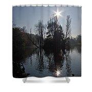 Sunshine Star Shower Curtain
