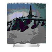 Superior Firepower Shower Curtain