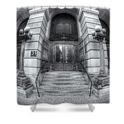 Surrogate's Courthouse II Shower Curtain