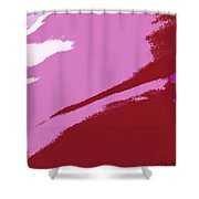 Surviving Breast Cancer Shower Curtain