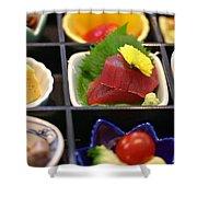 Sushi Art Shower Curtain