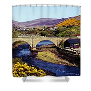 Sutherland Scotland Shower Curtain