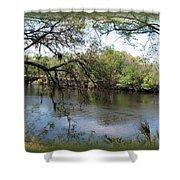 Suwannee River Shower Curtain