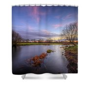 Swampy 3.0 Shower Curtain