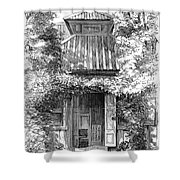 Swedenborgs Cottage Shower Curtain