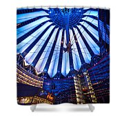 Sweeping Blades Shower Curtain