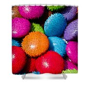Sweet Abstract 3d Shower Curtain