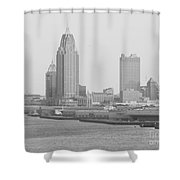 Sweet Home Alabama Shower Curtain