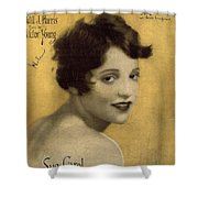 Sweet Sue Just You Shower Curtain
