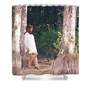 Sweetwater Strand 003 Shower Curtain