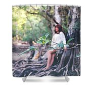 Sweetwater Strand 005 Shower Curtain