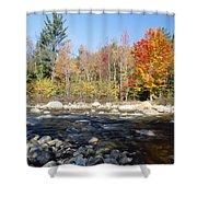 Swift River Shower Curtain