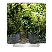 Swingbridge Shower Curtain