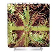 Sword Gate Shower Curtain