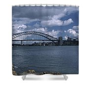 Sydney Harbor Australia Shower Curtain