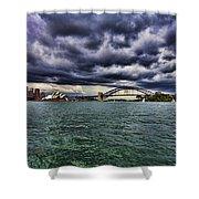 Sydney Symphony Shower Curtain